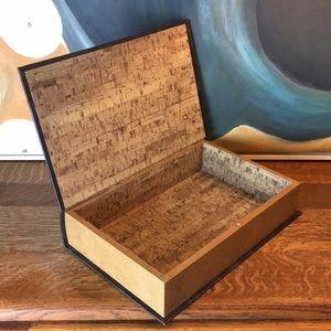 Accents - Storage Book Box